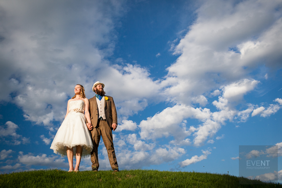 Vermont wedding at Lake Elmore by photographers at Eve Event Photography
