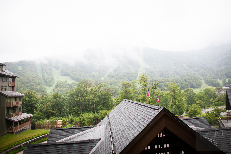 Vermont Wedding at Stowe Mountain Lodge by Photographers at Eve Event