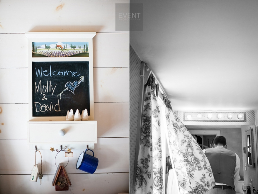 Vermont Wedding Photographers at White Rocks Inn Bed and Breakfast