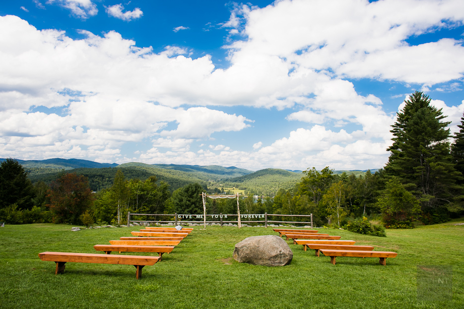 Vermont wedding photographers at Ohana Camp in Fairlee: Laura and Tim